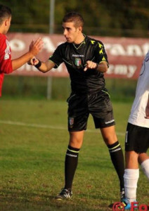 Marco Tedesco - Arbitro Can D