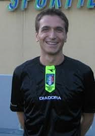 Lorenzo Bertani - Arbitro CAN Pro
