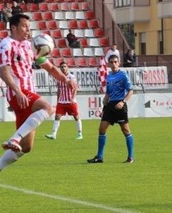Marco Tedesco - Arbitro Can D