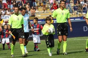 Serie B - Bologna Entella (Merchiori Avellano)