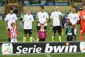 Serie B - Sassuolo Vicenza (Di Bello Tegoni)