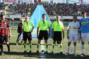 Serie C1 -Foggia - Barletta (Del Giovane Palazzoni)