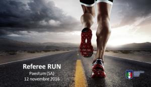 Referee Run 2016 - 1^ Tappa